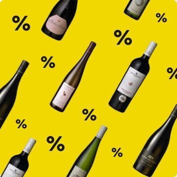 Vin lagersalg